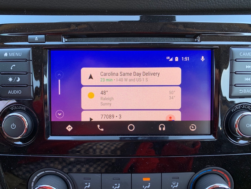 Ka-Chow!!! Driving Android Auto · DFIR Review