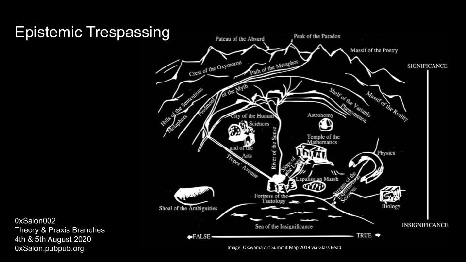 0x002 Report ::: Trespasser Theory