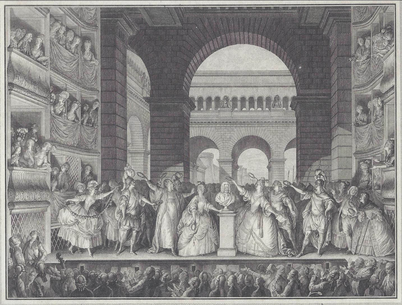 Commentaire – Célébrer Voltaire dans les années 1760