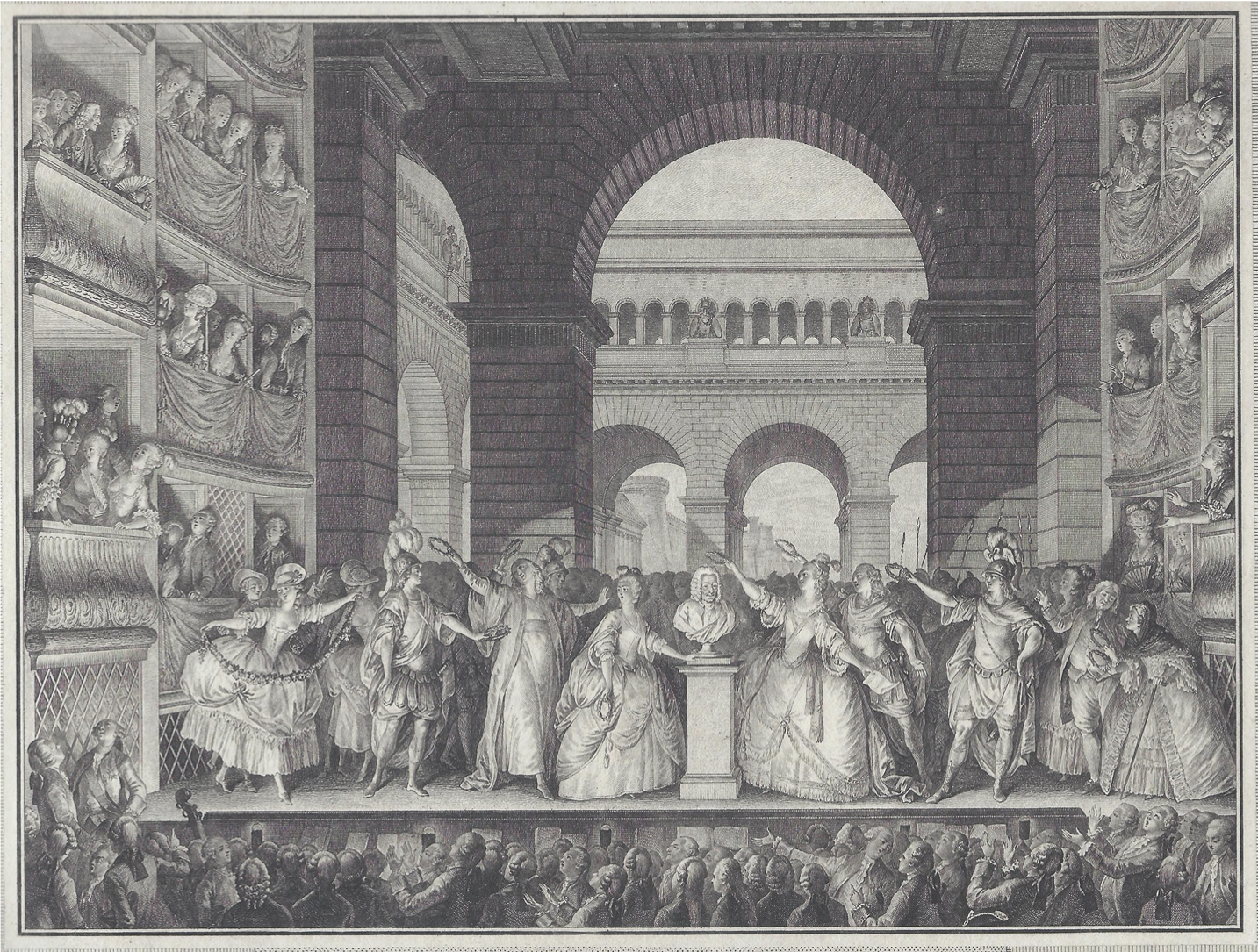 Comment – Celebrating Voltaire in the 1760s