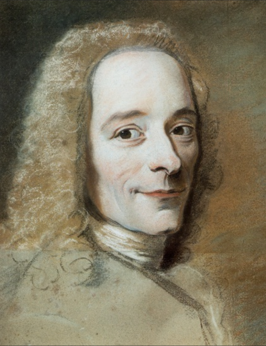 The Voltaire Moment